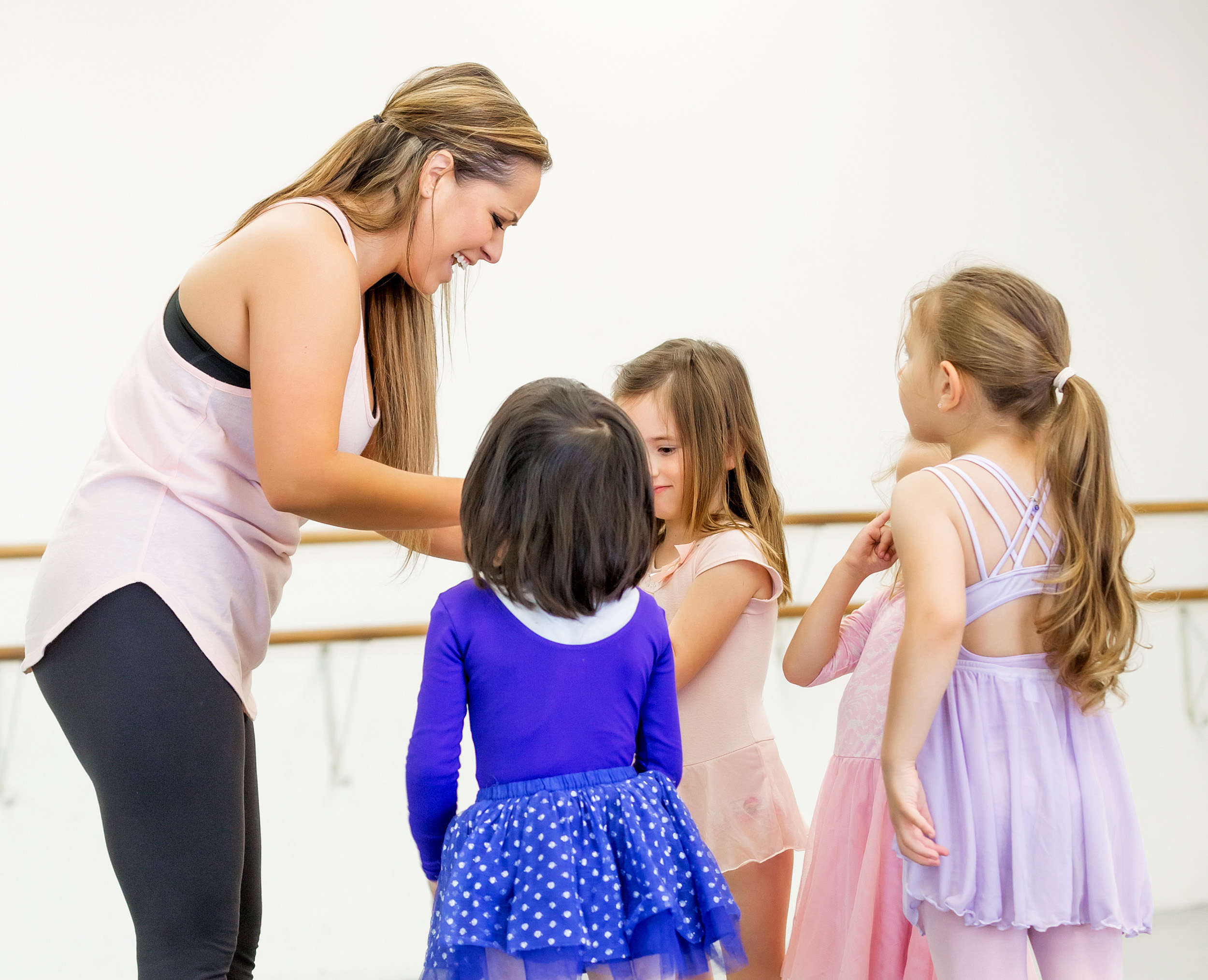 Kids dance studio