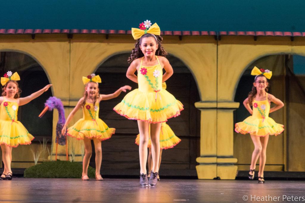 Dance recital bay area