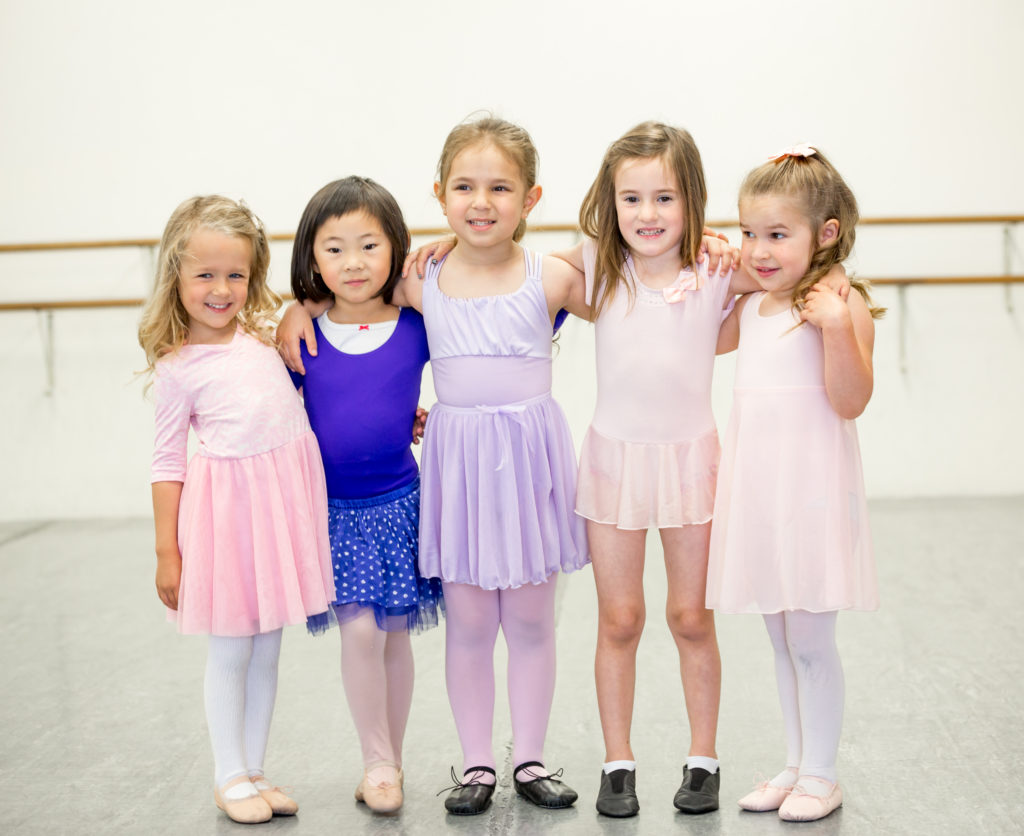 combo tap and ballet class