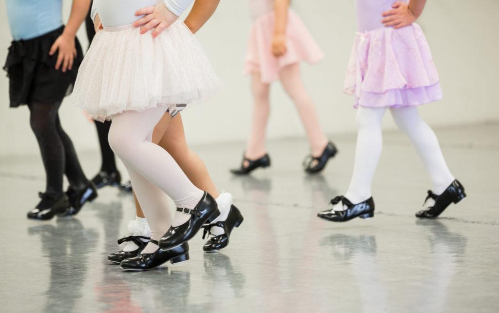dance studio preschool age
