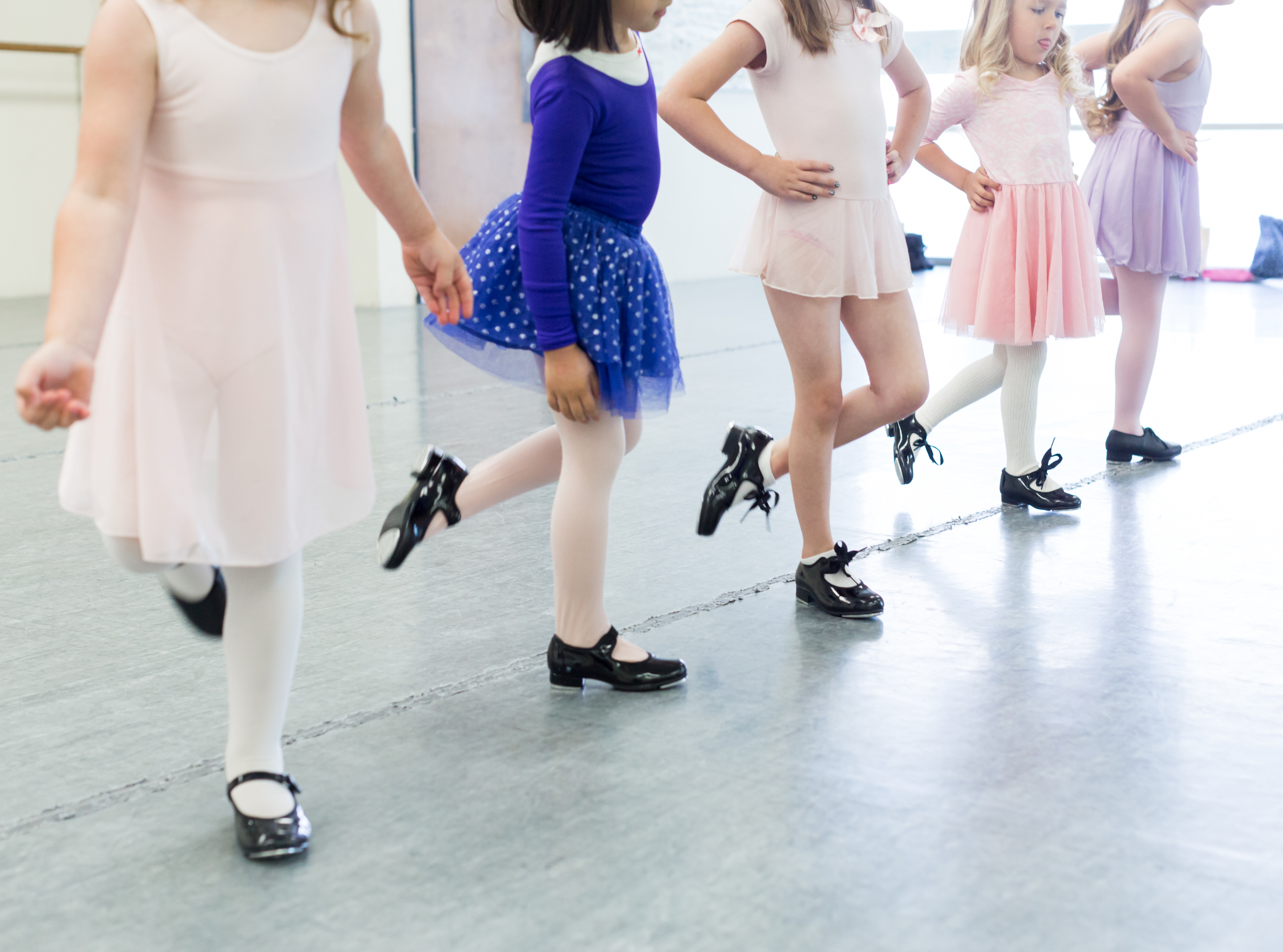 Child tap classes